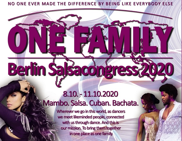 Berlin Salsa Congress 2020
