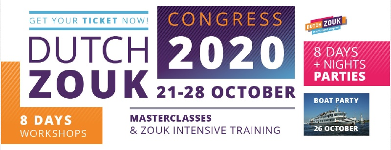 Dutch Zouk Congress 2020