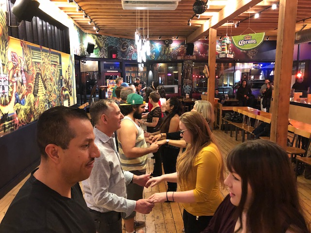 Group Salsa Lessons