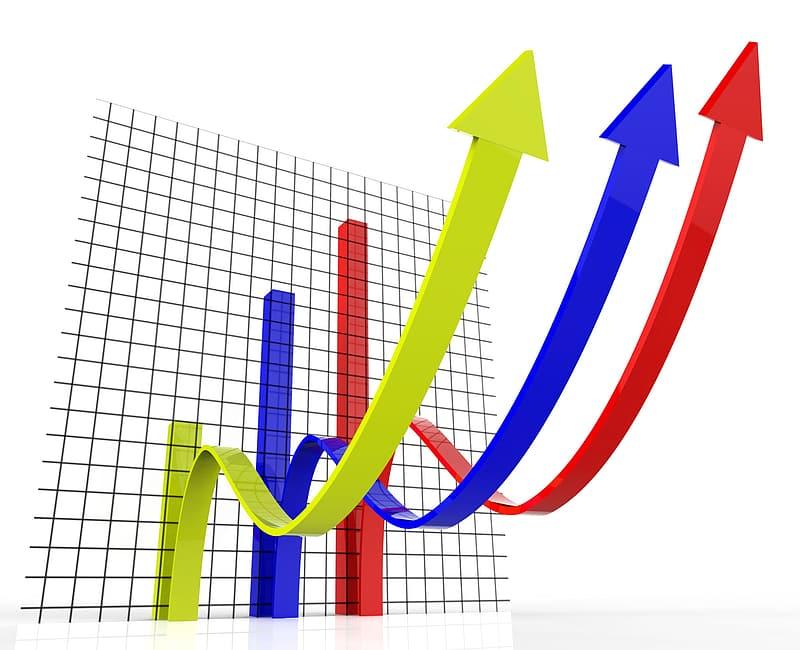 graph showing salsa dance business growth