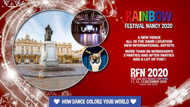 Rainbow Festival Nancy